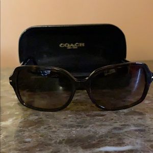 Brand new Coach Sunglasses!